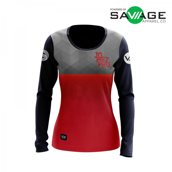 Female - Classic #2 Long Sleeve Jersey - Front