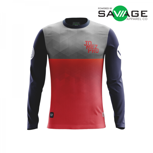 Male - Classic #2 Long Sleeve Jersey - Front