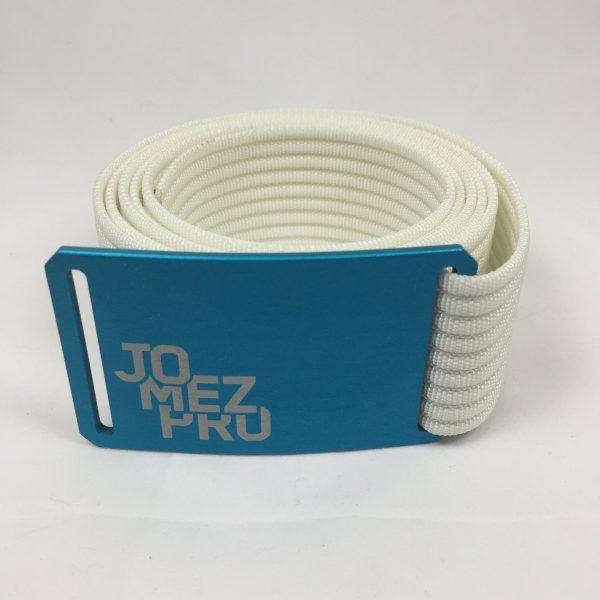 White Grip6 Belt From JomezPro
