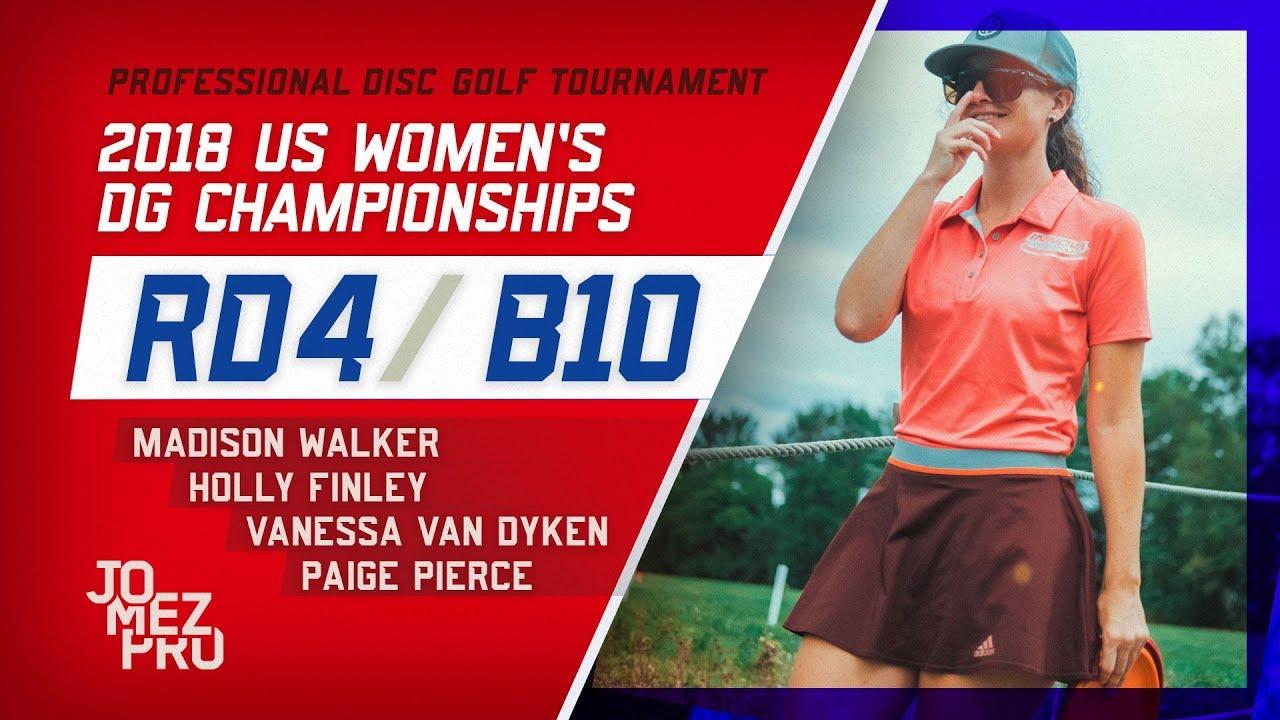 2018 US Women's DGC | Final Round, B10