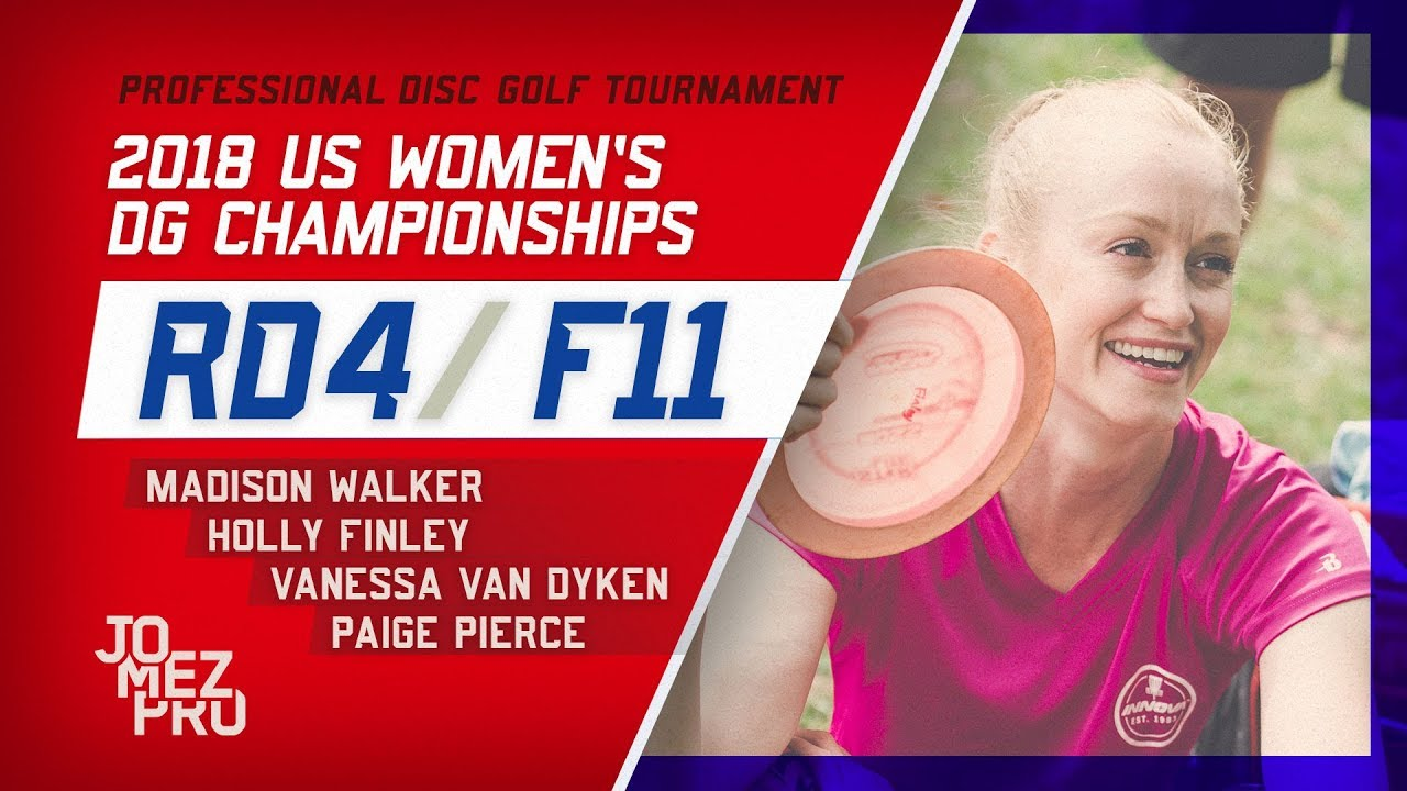 2018 US Women's DGC | Final Round, F11