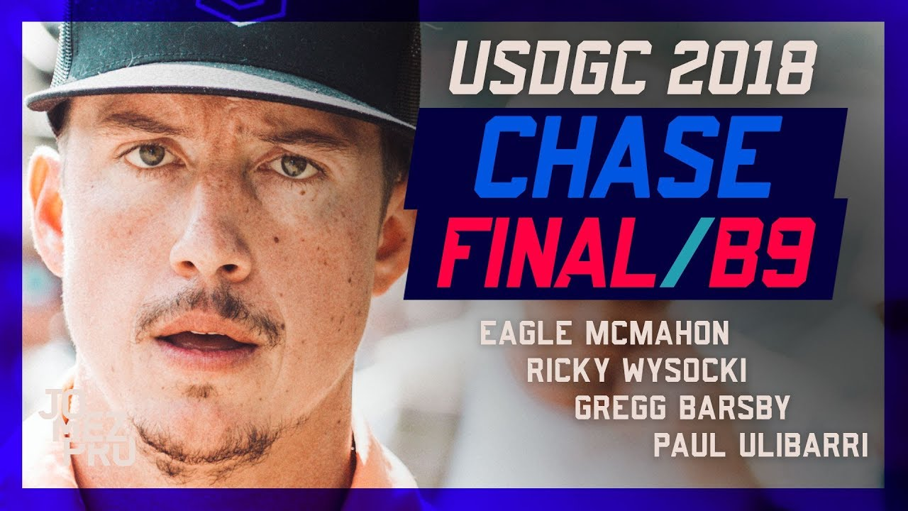 2018 USDGC | Chase Card | Final Round, B9