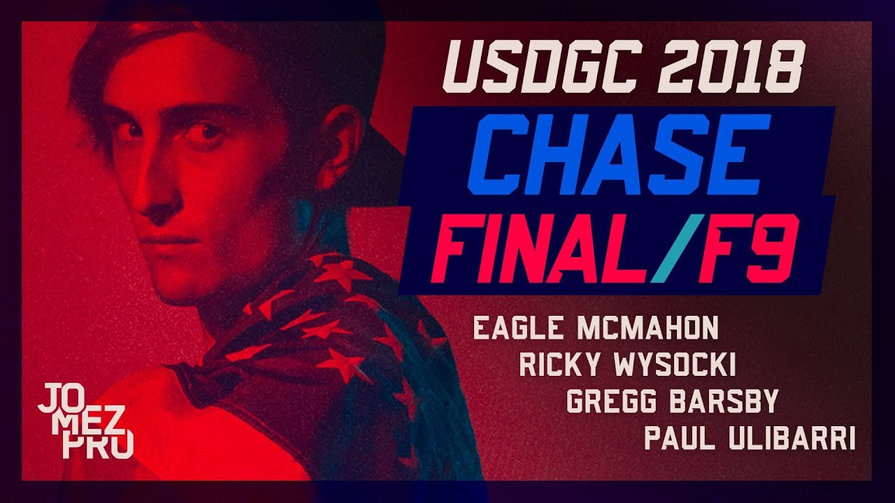 2018 USDGC | Chase Card | Final Round, F9