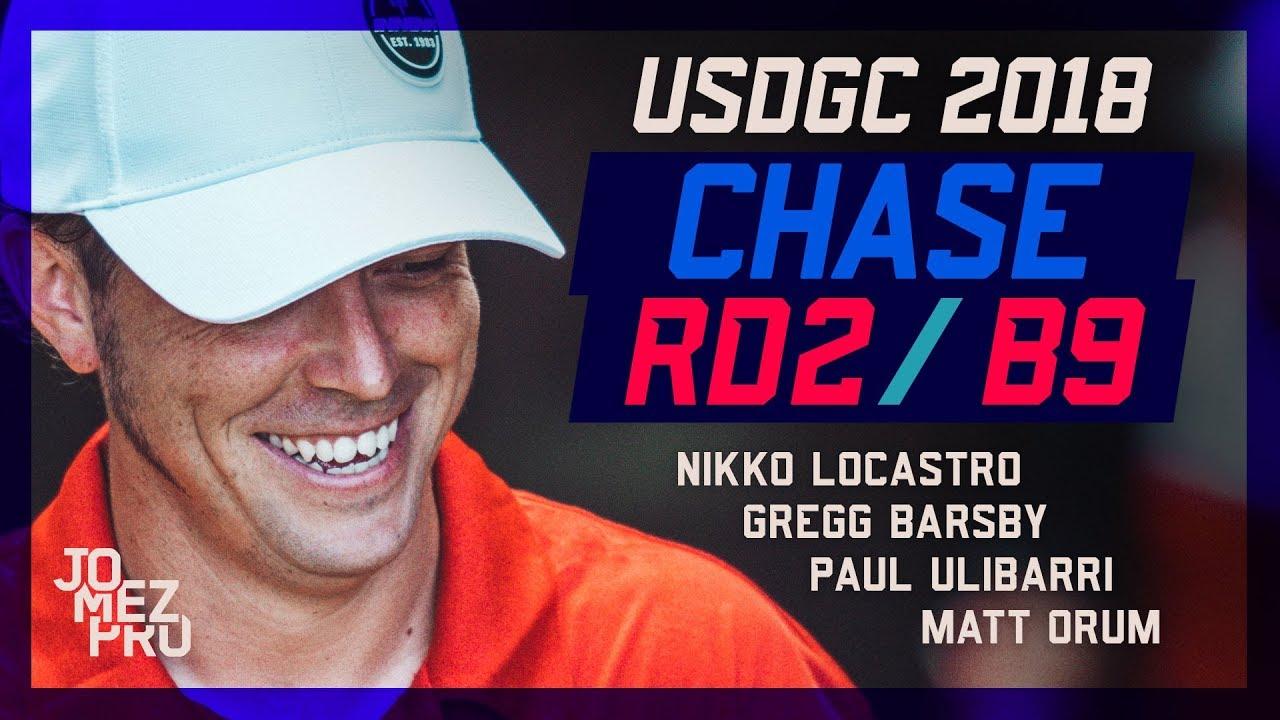 2018 USDGC | Chase Card | Round 2, B9