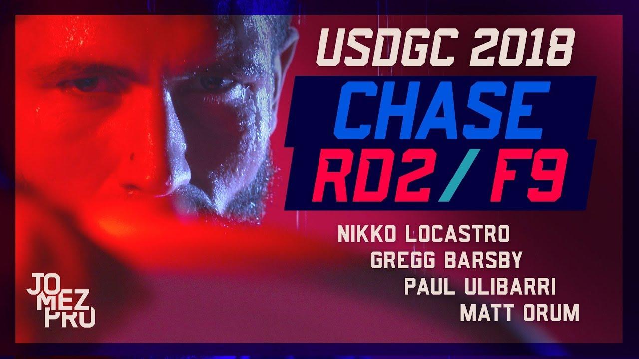 2018 USDGC | Chase Card | Round 2, F9