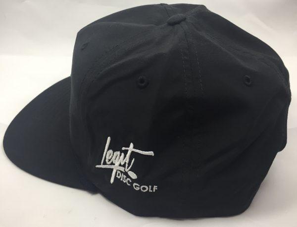 Side Jomez Pro Lock-up GRANDPA PINCH SNAPBACK Disc Golf Hat