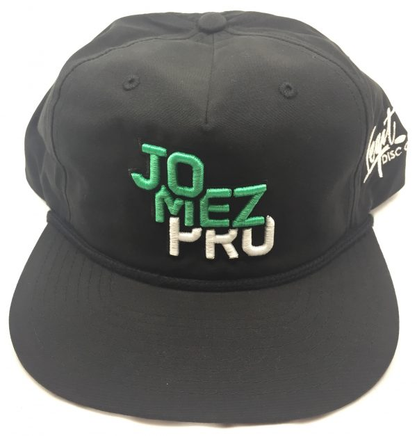 Jomez Pro Lock-up GRANDPA PINCH SNAPBACK Disc Golf Hat