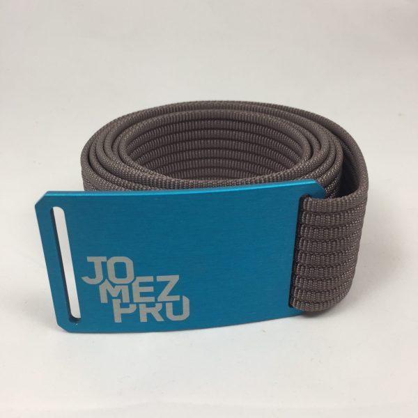 Grey Grip6 Belt From JomezPro