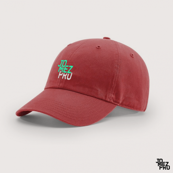 JomezPro Red Dad Disc Golf Hats