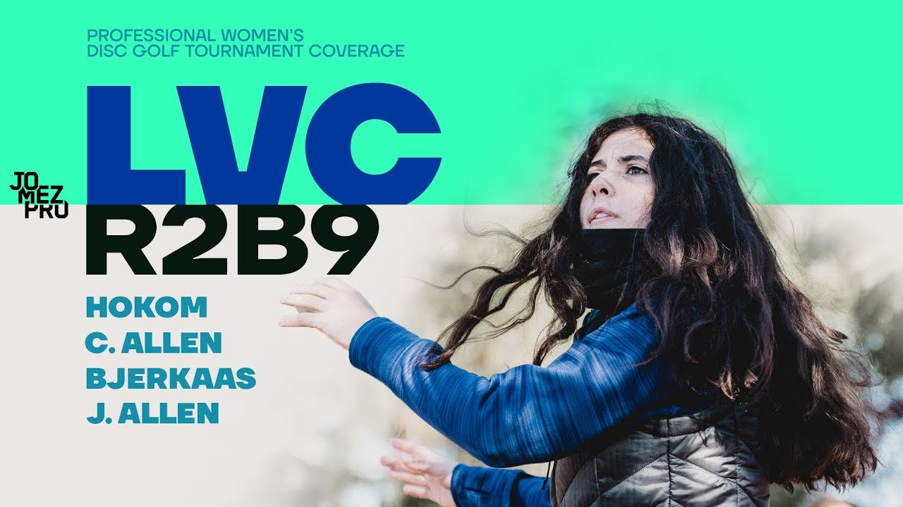 2019 LVC FPO | Round 2 Back 9