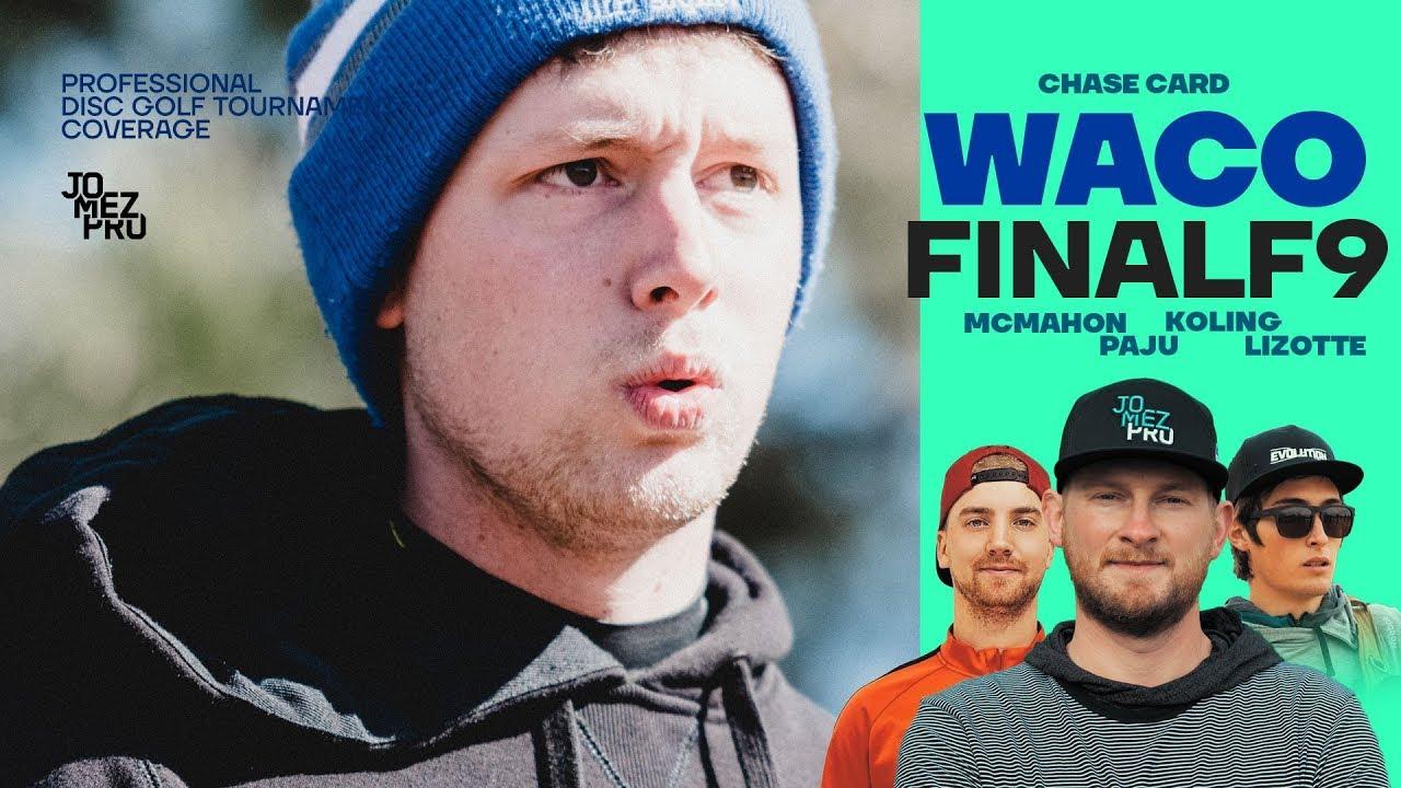 2019 WACO | Final Front 9