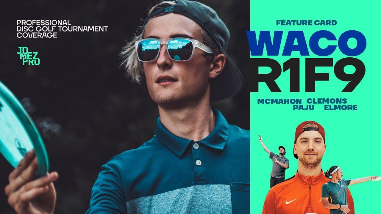 2019 WACO | Round 1 Front 9