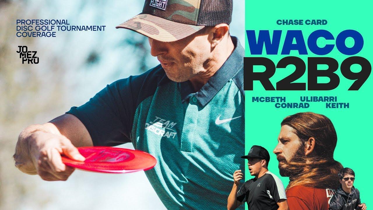 2019 WACO | Round 2 Back 9