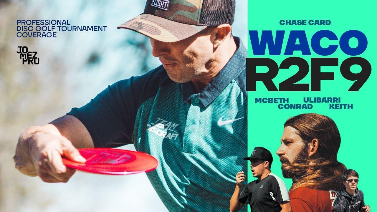 2019 WACO | Round 2 Front 9