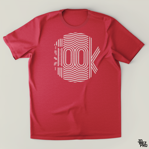 JomezPro 100k Disc Golf Shirt Front