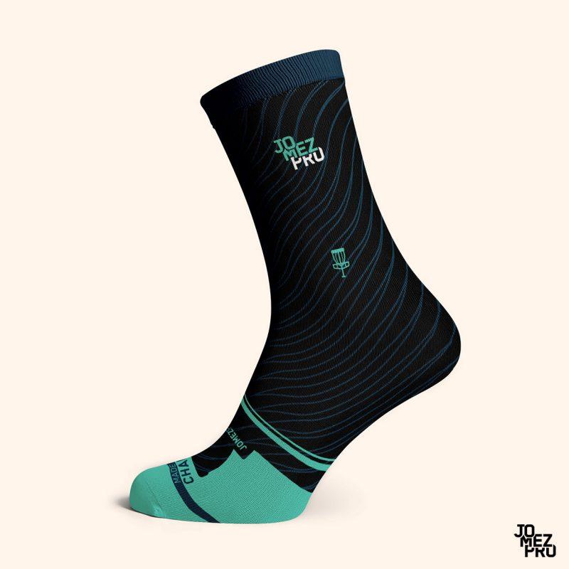 JomePro Socks For Disc Golfers