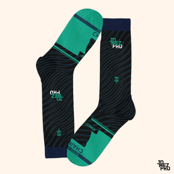 Disc Golfer Socks at JomezPro