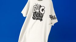BigSexy Cream Disc Golf Shirt Side