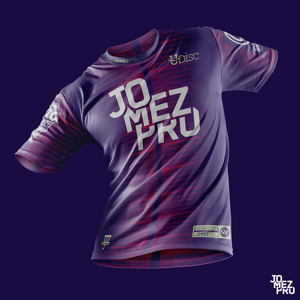 86962f34d02 Disc Golf Jerseys From JomezPro