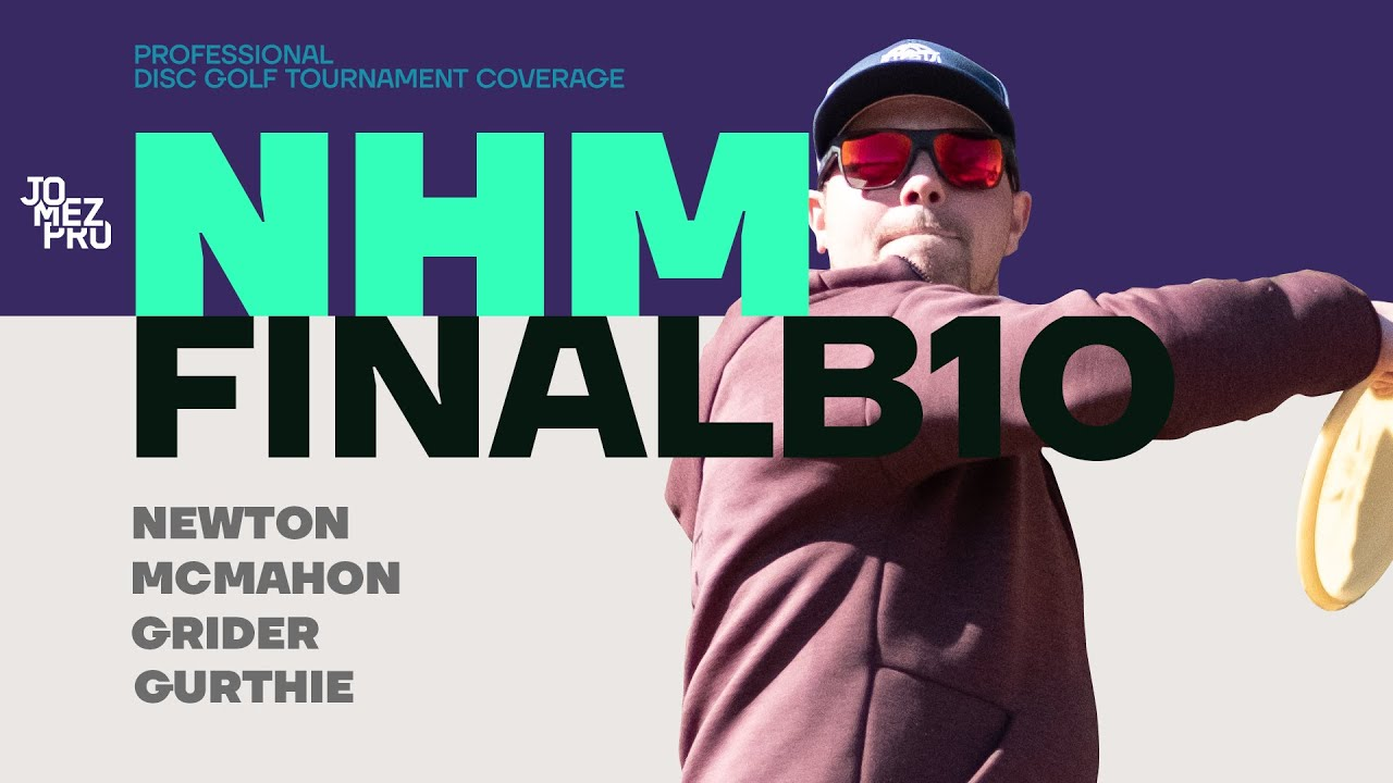 2019 NHM | Final Round Back 10 | MPO