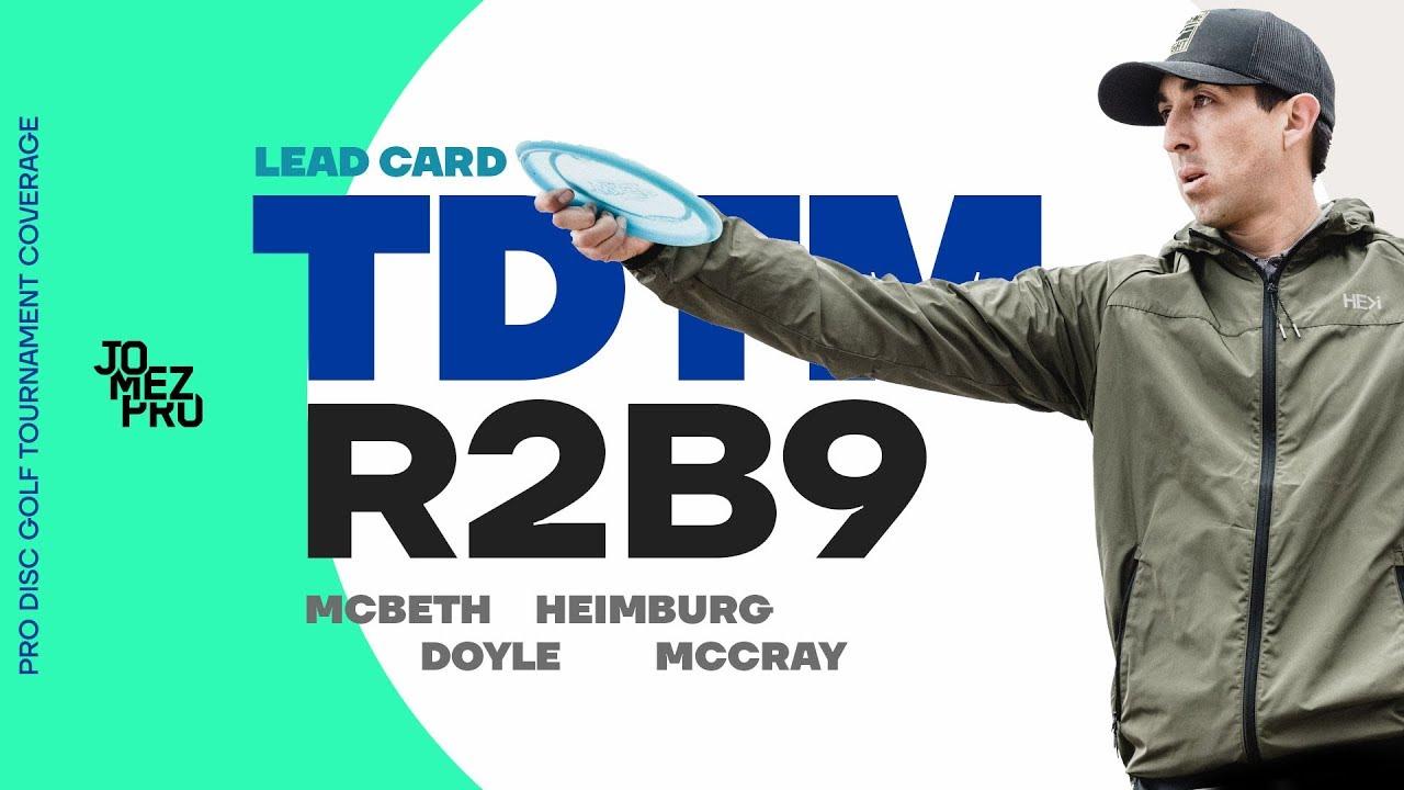 2019 TDTM | Round 2 Back 9
