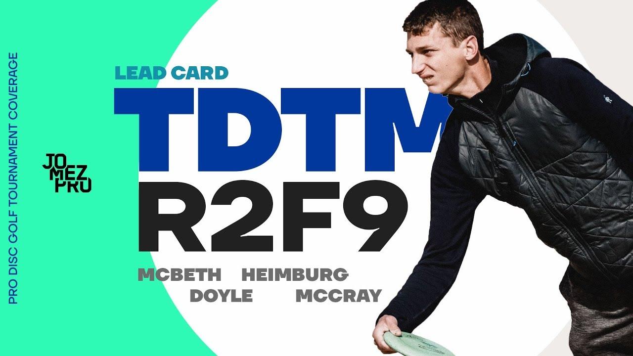 2019 TDTM | Round 2 Front 9