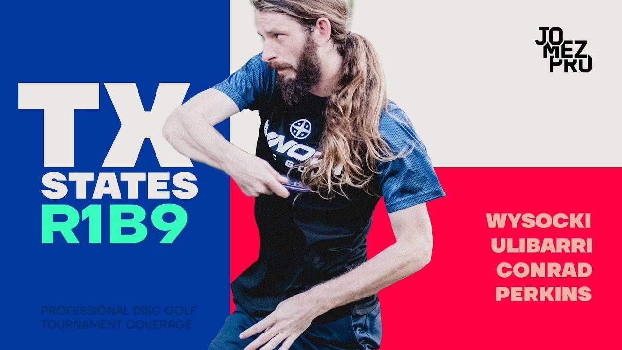 2019 TXSTATES | Round 1 Back 9