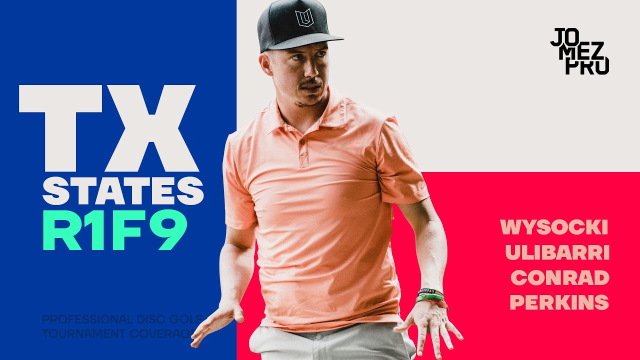 2019 TXSTATES | Round 1 Front 9