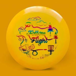 Follow Flight Innova Star Yellow