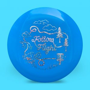 Follow Flight Innova Star Blue