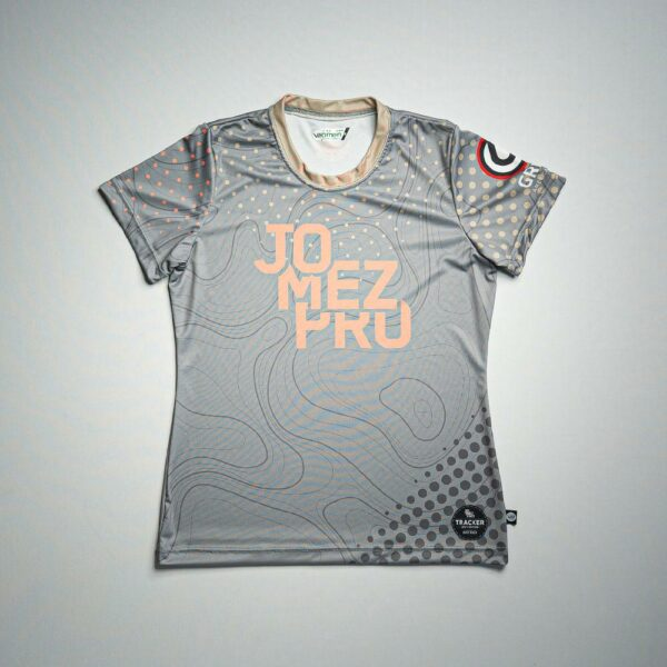2021 Jomez Pro Jersey Women's Tracker Front