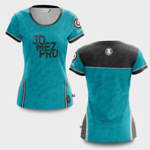 2021 Jomez Pro Jersey Women's Frequency