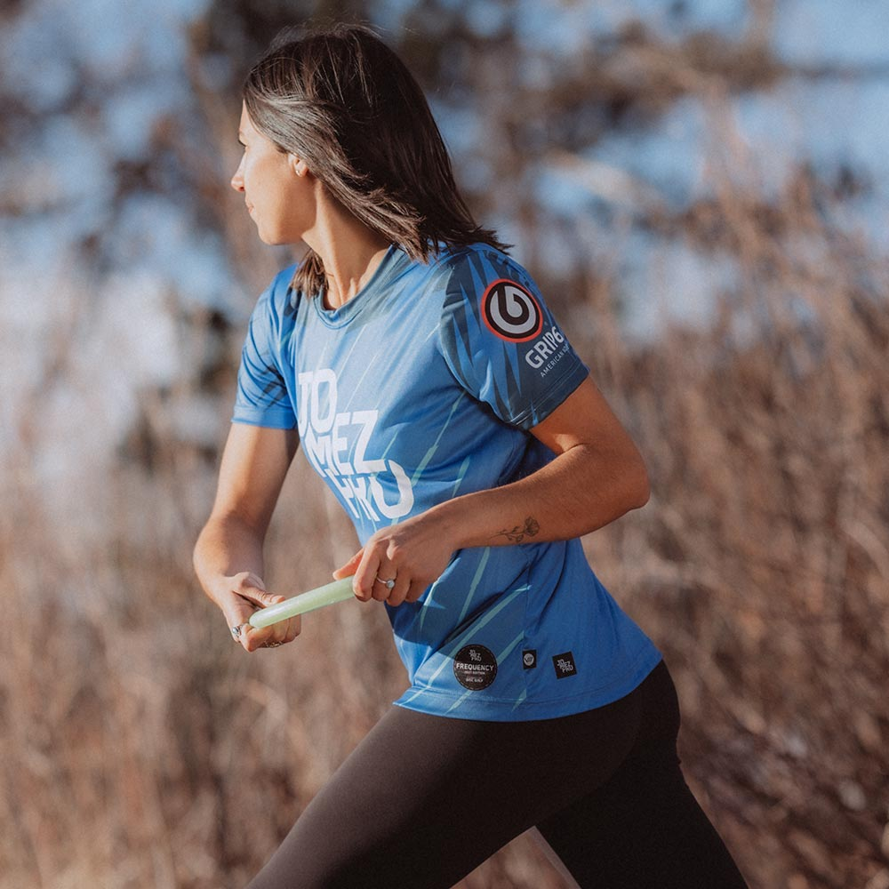 2021 Jomez Pro Jersey Women's Frequency Throwing
