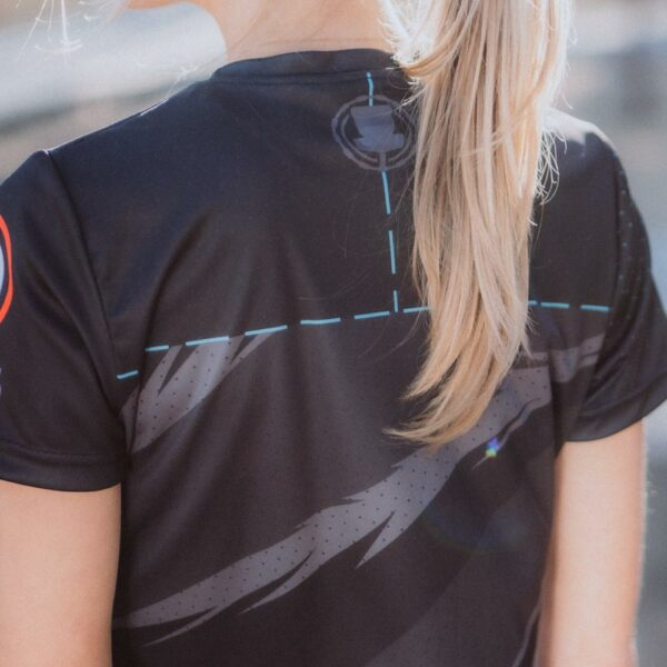 2021 Jomez Pro Jersey Women's Back Detail
