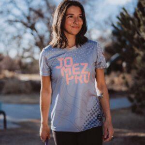 2021 Jomez Pro Jersey Women's Tracker Portrait
