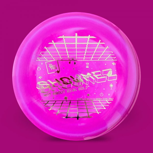 Showmez Disc Discraft ESP Buzzz Pink
