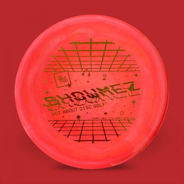 Showmez Disc Discraft ESP Buzzz Red