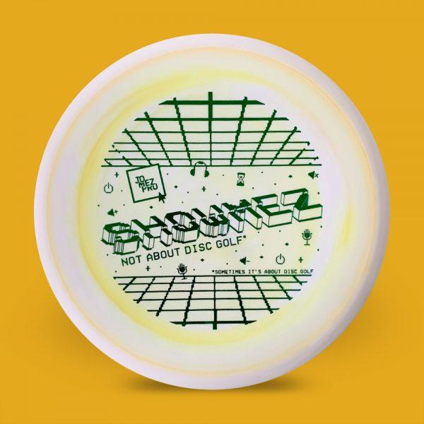 Showmez Disc Discraft ESP Buzzz White