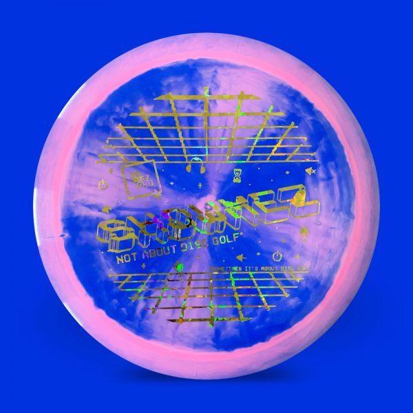 Showmez Disc Discraft ESP Force Blue