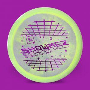Showmez Disc Discraft ESP Force Yellow