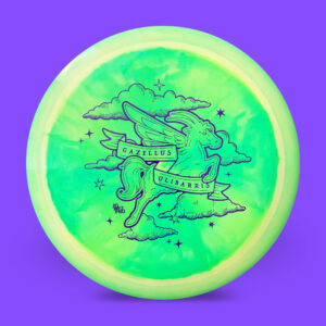 Jomez Gazellus Gazelle Discraft ESP Force Green