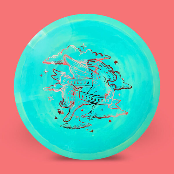 Jomez Gazellus Gazelle Discraft ESP Undertaker Blue