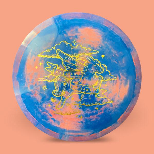 Jomez Gazellus Gazelle Discraft ESP Undertaker Orange and Blue