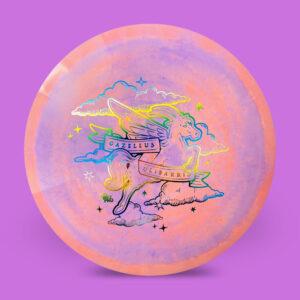 Jomez Gazellus Gazelle Discraft ESP Undertaker Purple