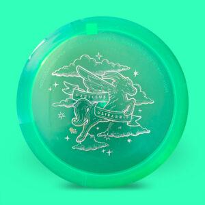 Jomez Gazellus Gazelle Innova Champion Thunderbird Green