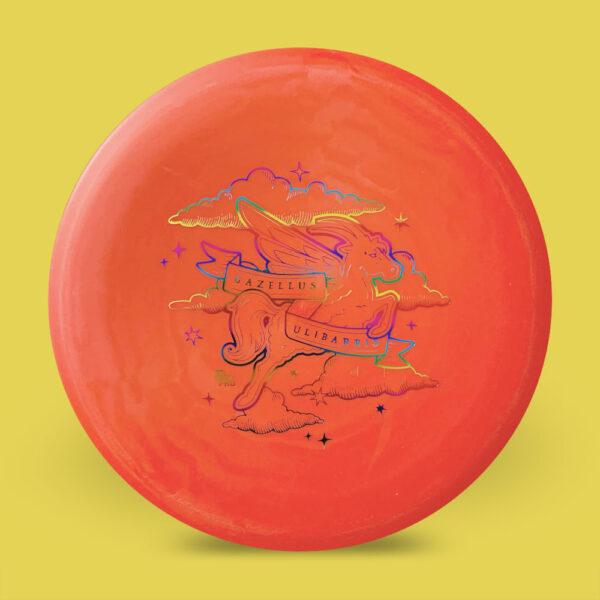 Jomez Gazellus Gazelle Innova Flat Top KC Pro Roc Orange