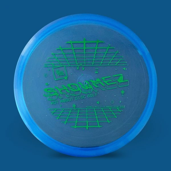 Showmez Disc Innova Luster Champion RocX3 Blue