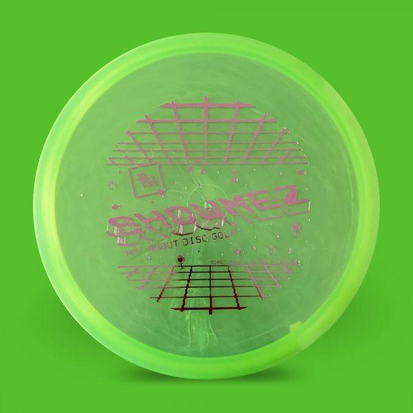 Showmez Disc Innova Luster Champion RocX3 Green