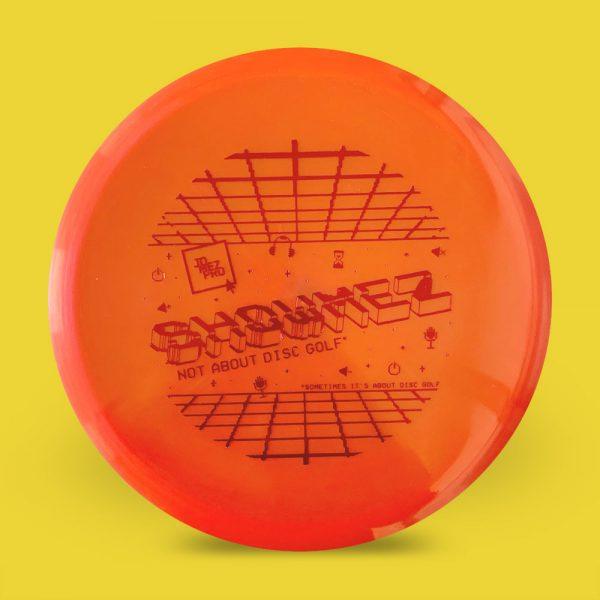 Showmez Disc Innova Luster Champion RocX3 Orange