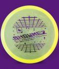 Showmez Disc Innova Luster Champion RocX3 Yellow